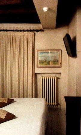 BEST WESTERN Hotel Liberta : Parte della camera