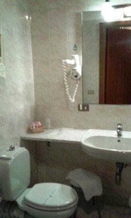 Best Western Hotel Liberta: parte del bagno