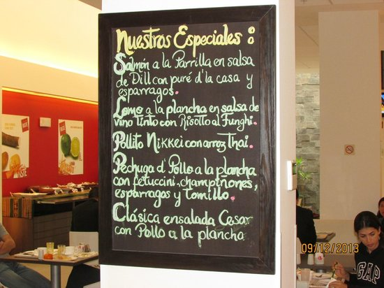 Ibis Larco Miraflores: Delicioso