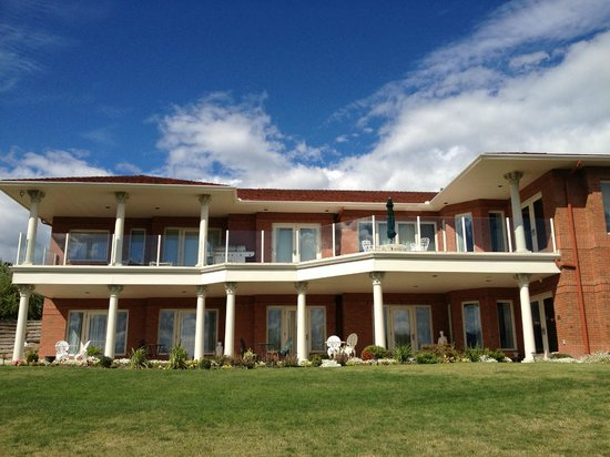 De Rosa Vineyard Bed and Breakfast: Huge property