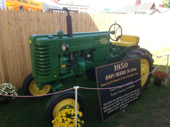 The Big E: An historic tractor