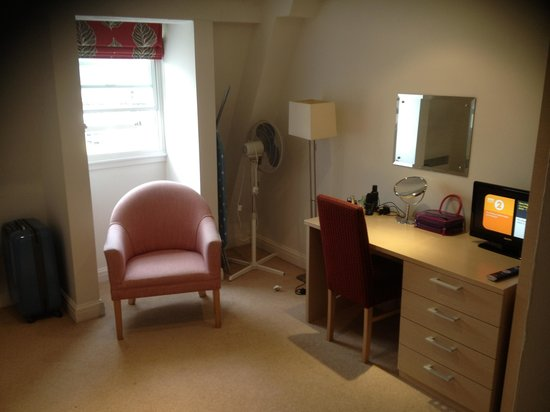 SACO Bath - St James Parade: Bedroom
