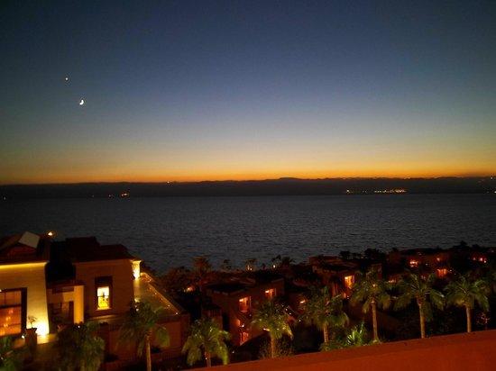 Kempinski Hotel Ishtar Dead Sea: peaceful night