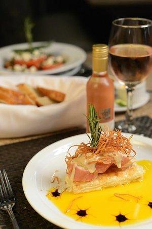 Hotel Ticuan: Dinner
