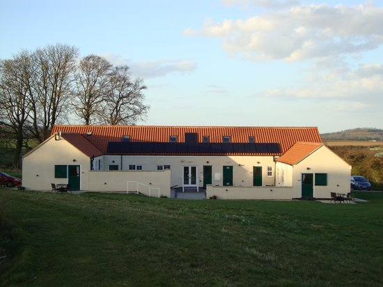 Greetham Retreat Holidays : Wonderful location and venue