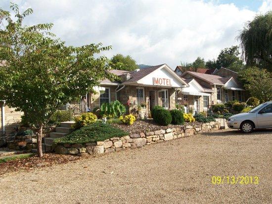 Carolina Country Inn: Motel Office