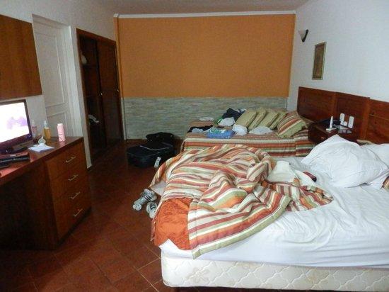 La Sorgente Hotel Posada: Habitacion