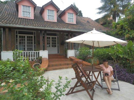 La Sorgente Hotel Posada : Parque
