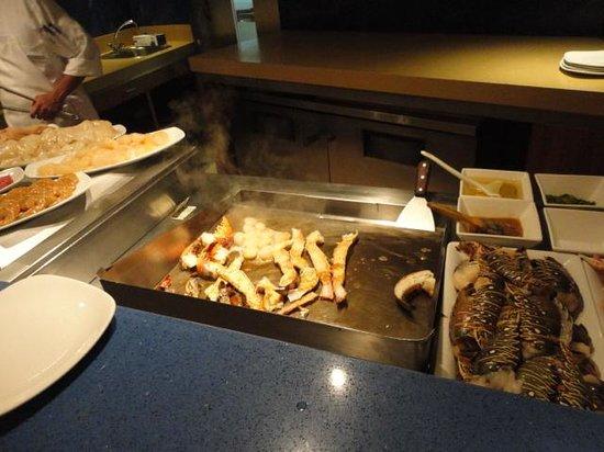 Aquarius: Seafood