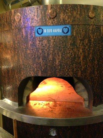 Napoletano : Anche il forno tifa Napoli