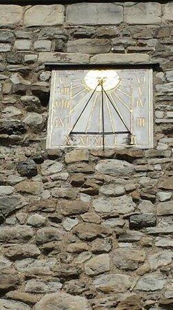 ทาวเวอร์ออฟลอนดอน: Reloj de sol