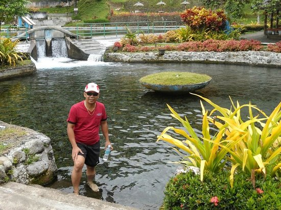 Sto. Nino Cold Spring: Soothing