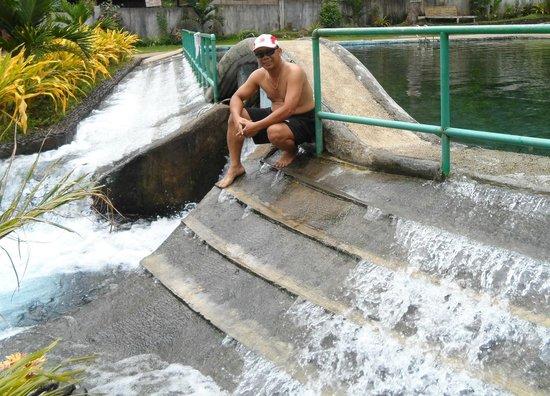 Sto. Nino Cold Spring: Falls