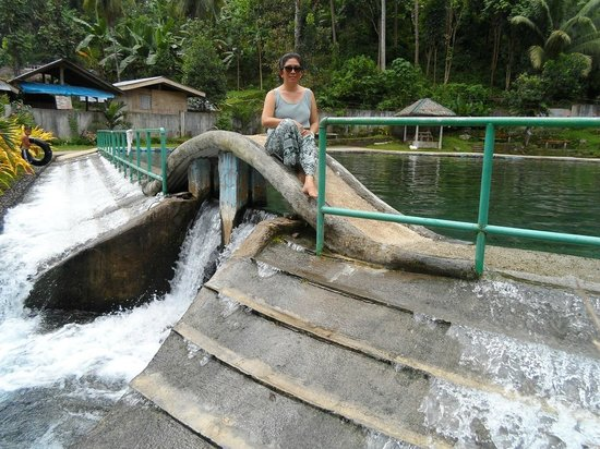 Sto. Nino Cold Spring: Rushing Waters
