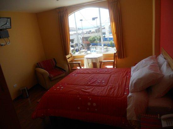 Hotel Kuntur Inn: habitacion matrimonial