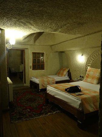 Stone House Cave Hotel : Room
