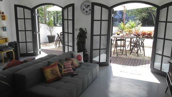Namoa Hostel: Sala