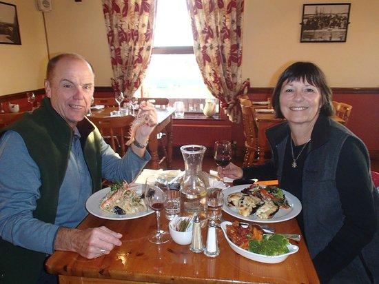 Pier House Restaurant: wonderful meal
