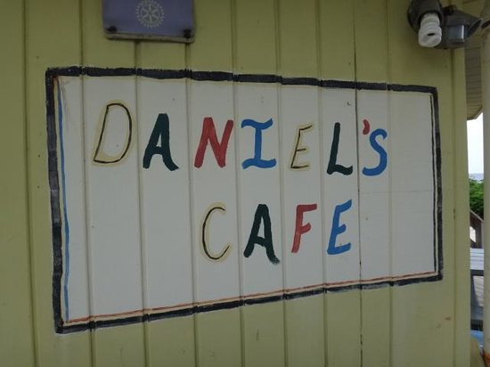 Daniel's Cafe by the Sea: :)