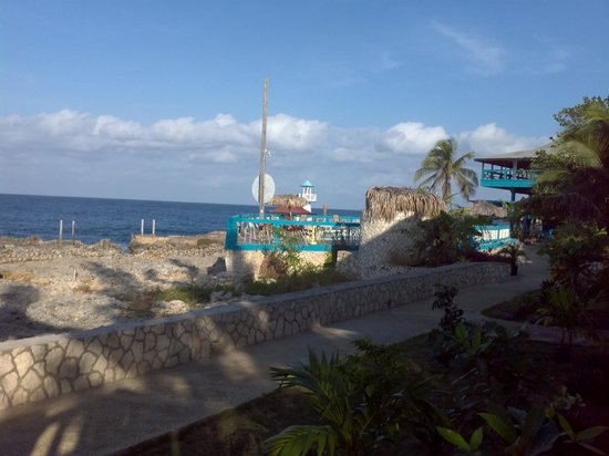 Negril Escape Resort & Spa : the lighthouse