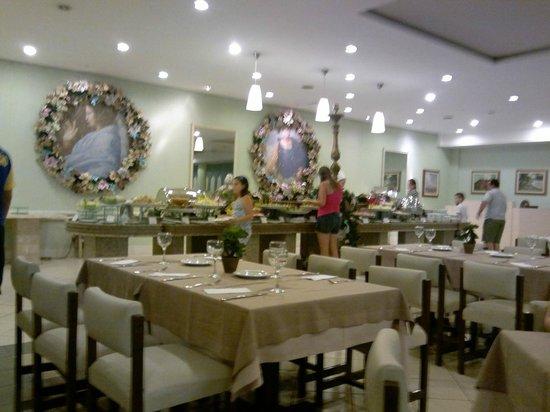 Rafain Palace Hotel & Convention: restaurante