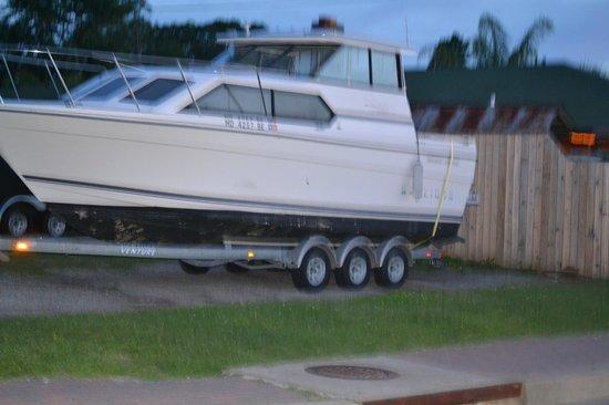 Spring Cove Marina: Ready To Go............