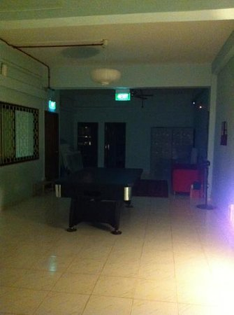 GUSTI Bed & Breakfast Singapore : 3rd floor communal room
