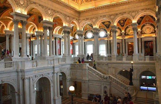 ห้องสมุดคองเกรส: Biblioteca do Congresso Americano