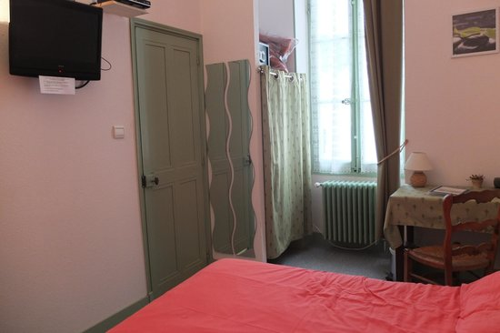 Hotel des Sources : quarto