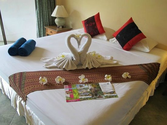 Seascape Beach Resort: Our Bedroom