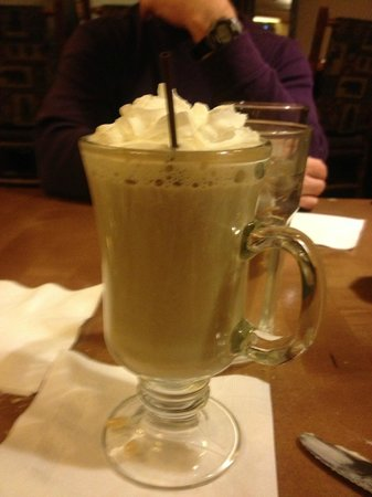 Old Faithful Snow Lodge and Cabins: My coffee drink