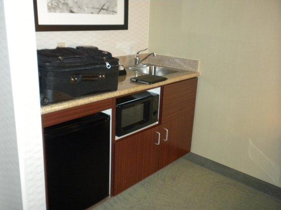 SpringHill Suites San Diego Rancho Bernardo/Scripps Poway: Kitchen Area