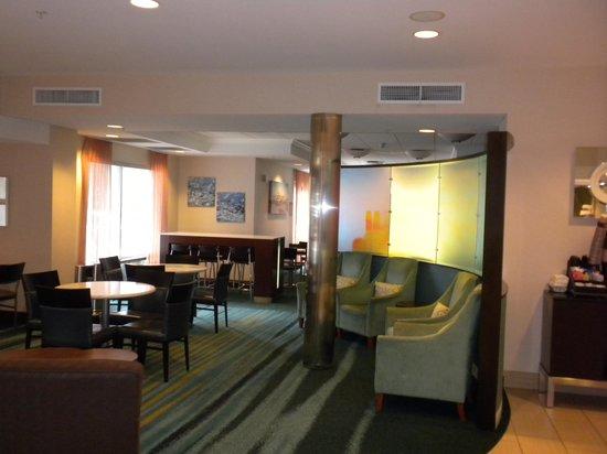 SpringHill Suites San Diego Rancho Bernardo/Scripps Poway: Lobby