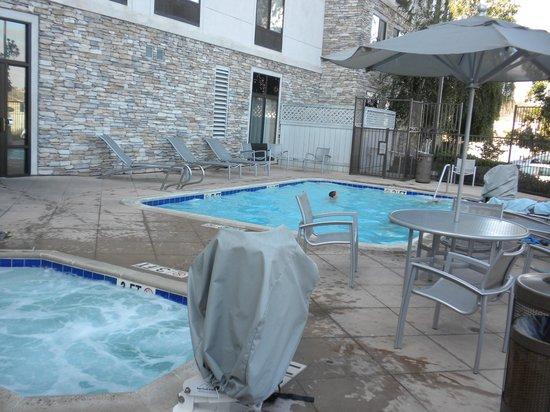 SpringHill Suites San Diego Rancho Bernardo/Scripps Poway: Pool