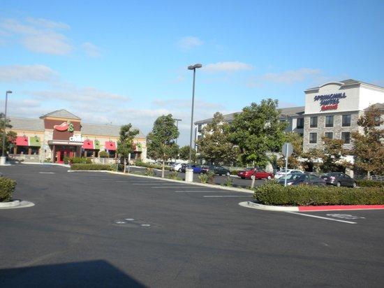 SpringHill Suites San Diego Rancho Bernardo/Scripps Poway: Restaurant