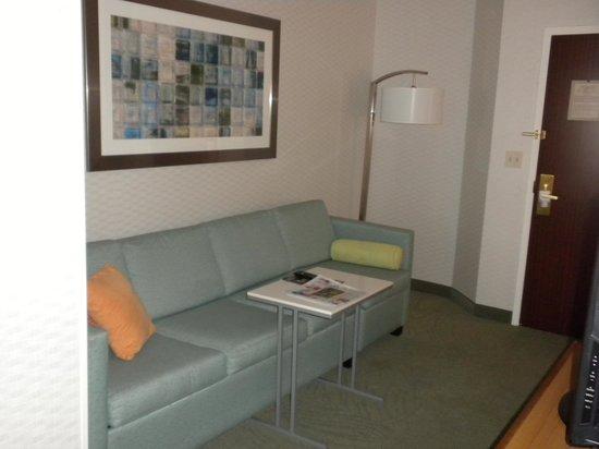 SpringHill Suites San Diego Rancho Bernardo/Scripps Poway: Sitting Area