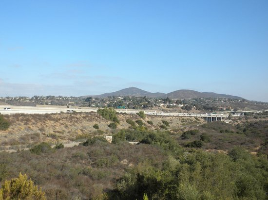 SpringHill Suites San Diego Rancho Bernardo/Scripps Poway: View from our room