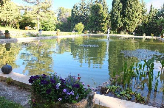 Le Mas d'Entremont: Jardim