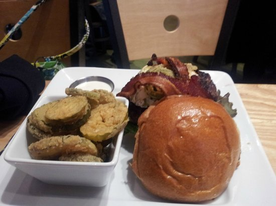 The Cowfish Sushi Burger Bar: The Jalapeño Popper Show–Stopper