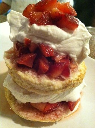 LA FERME: Strawberry Shortcake