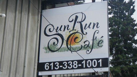 Sunrun Cafe: Nice little spot in Maynooth