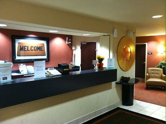 Extended Stay America - Madison - Junction Court: Lobby