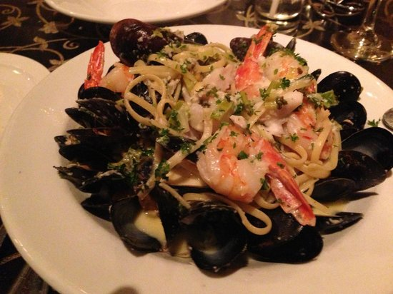 Linguine's Italian Restaurant : Best meal