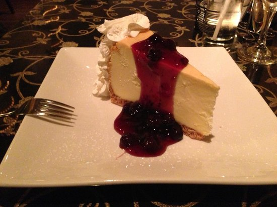 Linguine's Italian Restaurant : Cheesecake