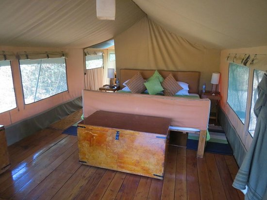 Lemala Manyara: Our room