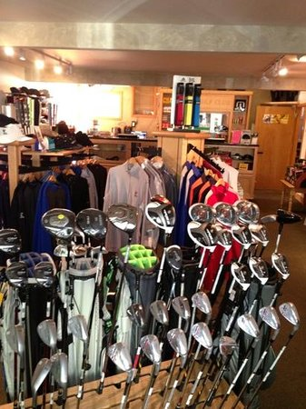 Vail Golf Club : Pro Shop
