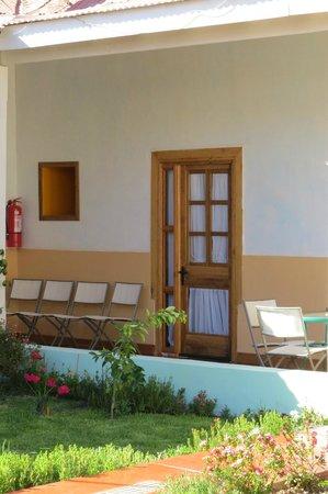 Terral Hotel & Spa: Habitacion Triple - Hotel