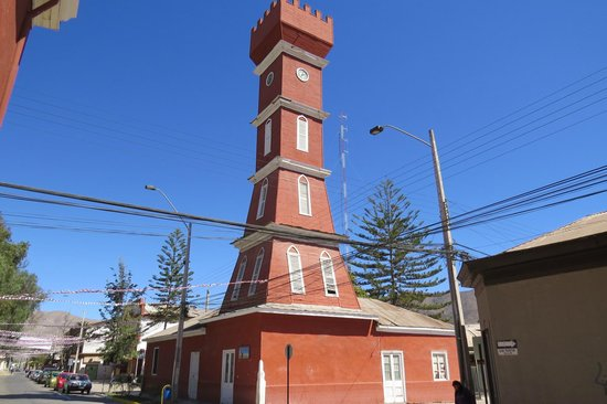 Terral Hotel & Spa: Torre Historica - Esquina Hotel