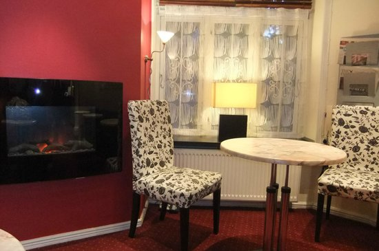 Hotel Tiffany : Confortable