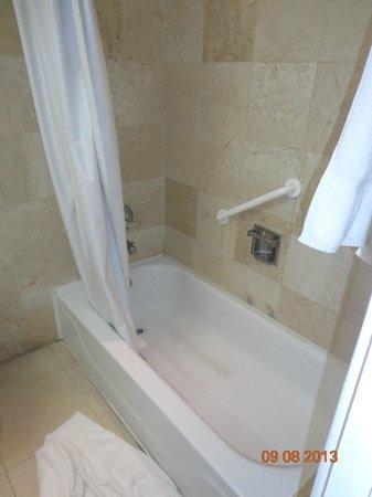 Hotel El Panama : Duchero